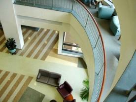 Atrium view 2