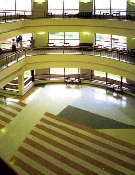 Atrium view