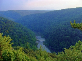 Cumberland River Valley