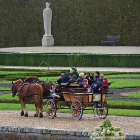 Veux le Vicomte Carriage