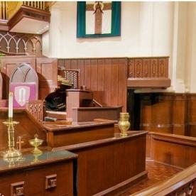 Chancel Detail