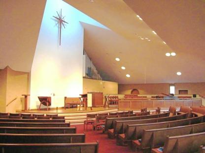 Chancel view 2