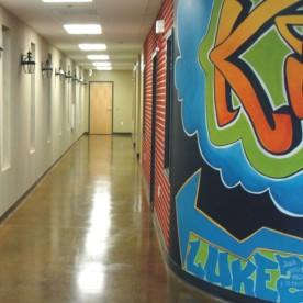 Children's corridor