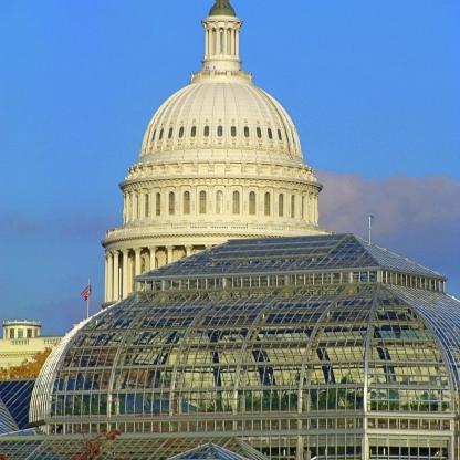 Capital and Botanic Garden