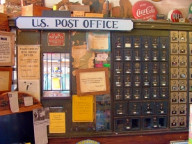 Todd Post Office