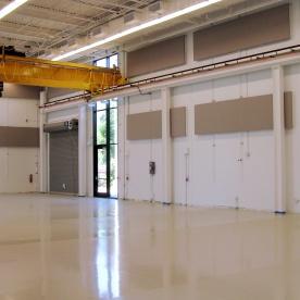 High-bay Manufacturing Lab