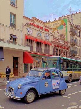 Paris Deux Chevaux