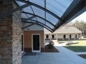 Entry Canopy