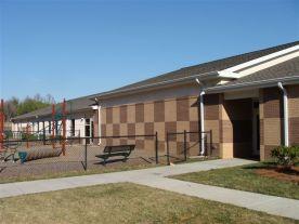 Exterior of Children's Area