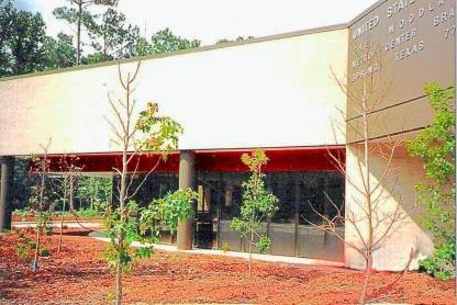 Exterior of lobby