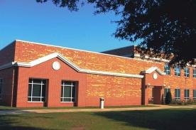 Fellowship Hall Exterior w