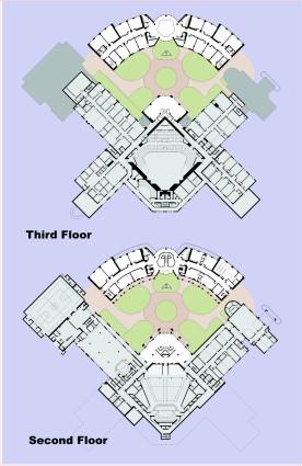 Floor Plans 2 & 3