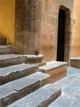 Florence: House Stairway