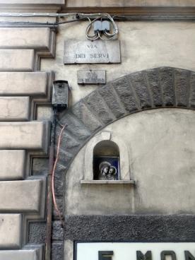 Florence Wall Madonna