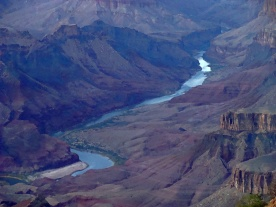 River curves