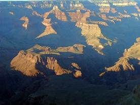 Grand Canyon Shdows