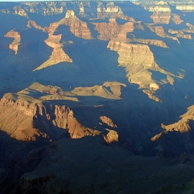 Grand Canyon Shdows