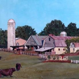 Farm Near Huntersville, NC