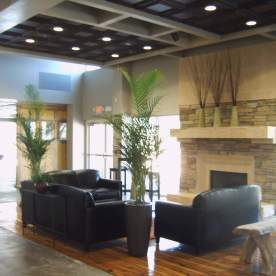 Lobby Gathering Area