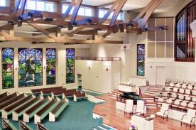 Left Transept