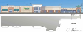 Lowes Elevation drawing