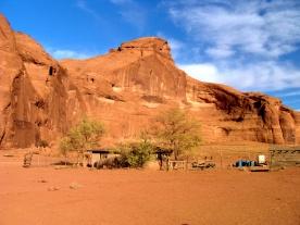 Navajo Homestead