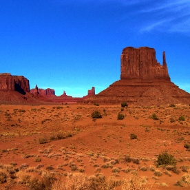 Monument Valley Mitten
