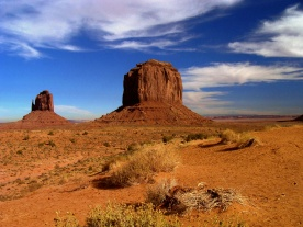 Monument Valley Butte