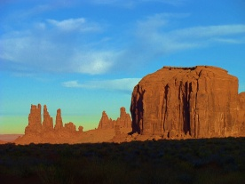Monument Valley Towers