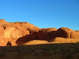 Monument Valley Shadows