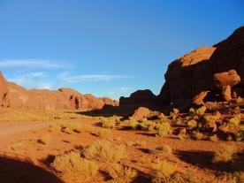 Monument Valley Scrub