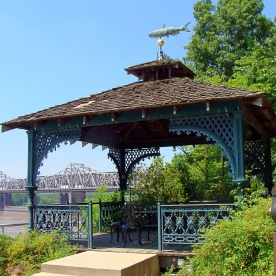 Riverfront Gazebo