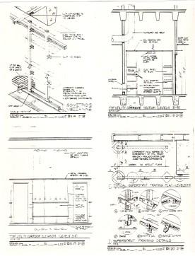 Mezzanine details