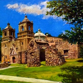 Mission Concepcion, San Antonio