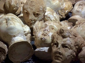 Orvieto Cathedral Heads