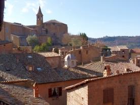 Orvieto: Rooftops