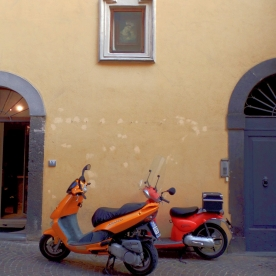 Orvieto: Scooters