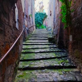 Orvieto: Stairway