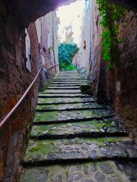 Orvieto Walkway