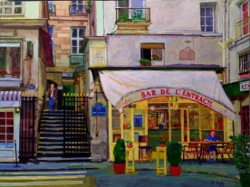 Paris Bar