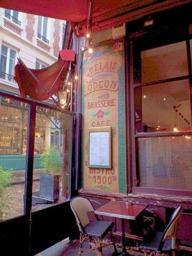 Paris Left Bank Cafe
