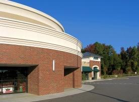 Produce Entry Rotunda