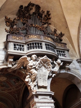 Roman Church Organ