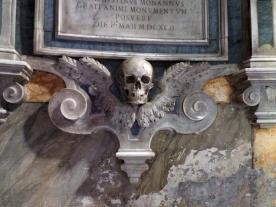 Roman Church Monument