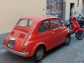 Rome: Red Transport
