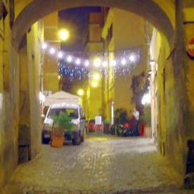 Trastevere Alley