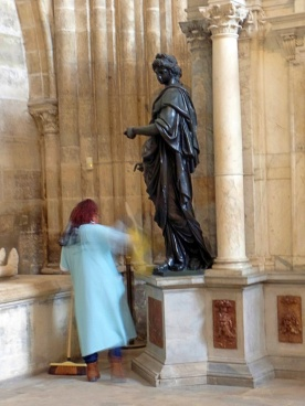St. Denis Cleaning Inspection