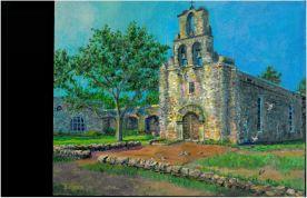 Mission Espada, San Antonio