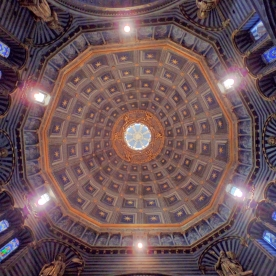 Siena: Cathedral Dome
