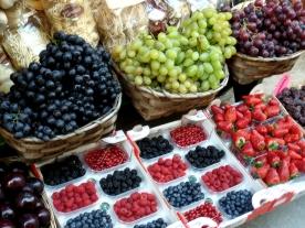 Orvieto: Fruit Display